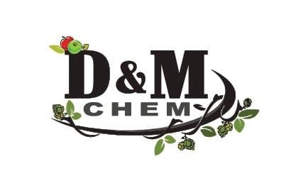 D&M logo enhanced