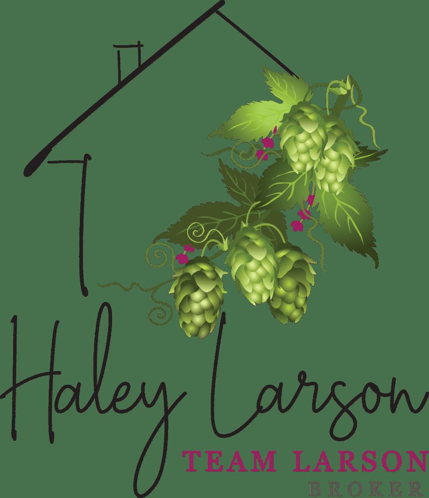 Haley Larson Logo