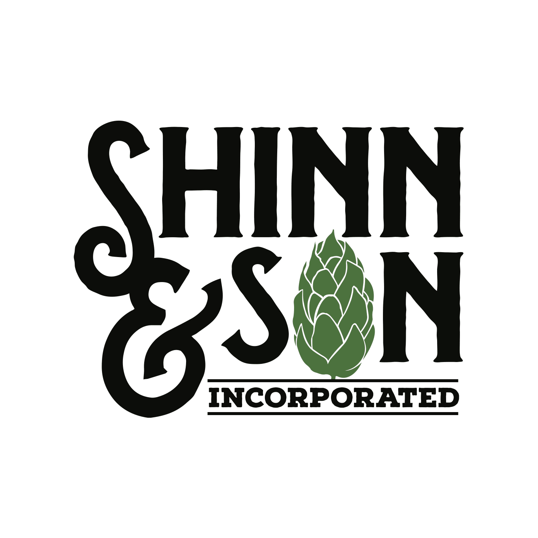 white color Shinn-and-Son-Logo-Black-PRINT